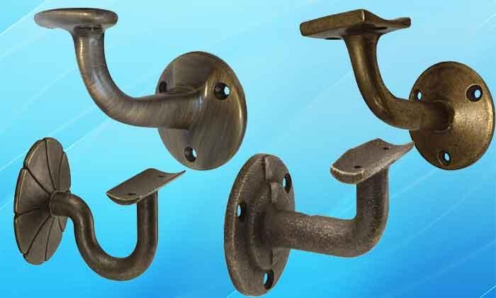 Leuninghouders brons